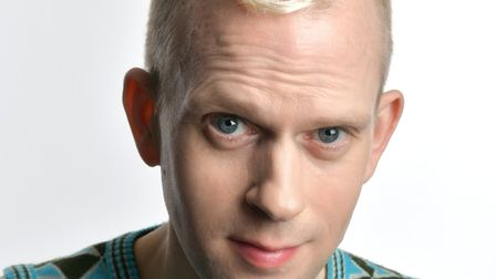 Comedian Robert White, who will perform at the Marina Theatre in Lowestoft. Picture: Steve Ullathorn