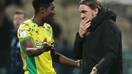 Daniel Farke expects a strong response from Norwich City at Bolton Picture: Paul Chesterton/Focus Im