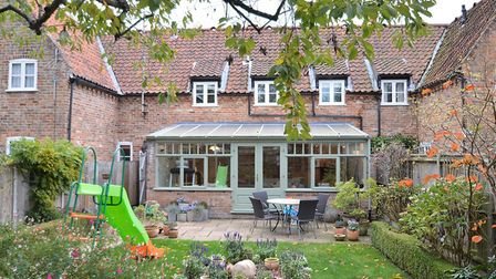 This property in Aylsham is currently on the market for 325,000. Picture: CONTRIBUTED