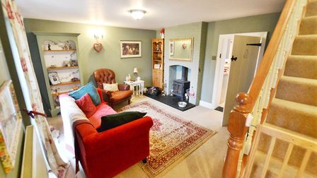 Inside the property at Starston, for sale for £315,000. Picture: CONTRIBUTED
