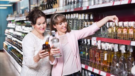 Alcohol is everywhere in supermarkets - but should it be kept behind a counter like cigarettes and s