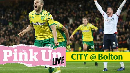 Follow our live matchday coverage as Norwich City aim to get back to Championship winning ways at Bo