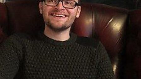 Nick Sadler has been missing since the early hours of Friday morning. Picture: Norfolk Police