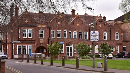 Norwich Community Hospital in Bowthorpe Road. PHOTO: Nick Butcher