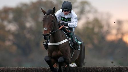 Teenage jockey James Bowen is bidding for a double at Fakenham. Picture: PA