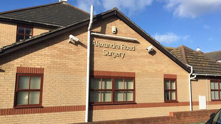 Alexandra and Crestview Surgery, in Alexandra Road, Lowestoft, is the third worst surgery in the UK