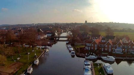 Brett Ford, who lives in Beccles has always had an eye for photography. Picture: Contributed by Bret