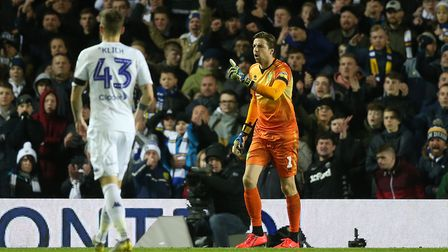 Tim Krul almost landed himself in hot water with an altercation with Patrick Bamford following City'