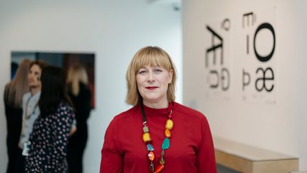 Sarah Steed, Norwich University of the Arts director of innovation and engagement. Picture: Jeanette