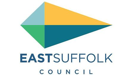 The logo for the new East Suffolk Council has been revealed. Photo: Waveney District Council.