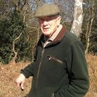 Geoffrey Thrower. 'He was warm and perfectly mannered, but always had a twinkle in his eye and a sen