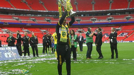 Alex Neil led Norwich City to play-off final glory in 2015. Picture: Paul Chesterton/Focus Images