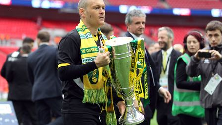 City fans will always be grateful to Alex Neil for their Wembley day out. Picture: Paul Chesterton/F