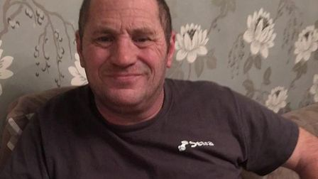 Dave Hazel had his life savings stolen by an online dating scammer. Photo: Dave Hazel