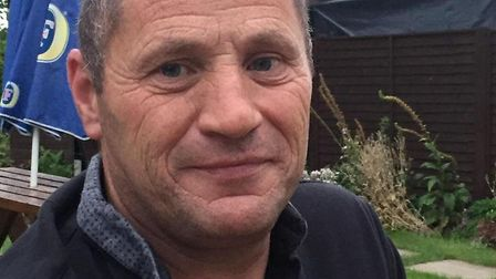 Dave Hazel was conned out of £15,000 by an online dating scammer. Photo: Dave Hazel