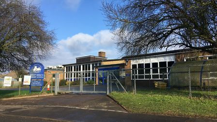 West Winch Primary School has been highlighed by Norfolk County Council as one which many not be abl