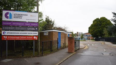 Expansion is planned at Attleborough Academy to cope with rising demand from new developments. Pictu
