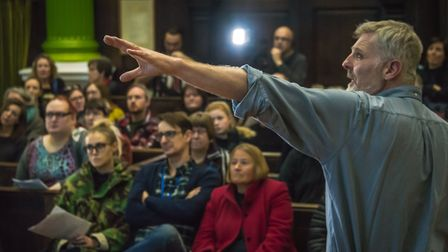 Norwich production company The Common Lot has launched its community choir for Anglia Square: A Love