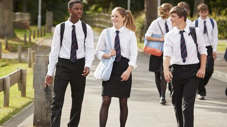 Around 90pc of children starting secondary school in Norfolk in 2019 will be going to their first ch