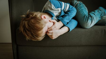 Investigators engage with traumatised child victims to secure evidence. Picture: Getty Images