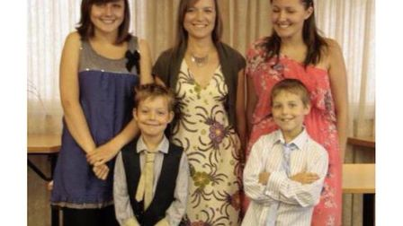 Heather Bellamy and her children are raising money to send her to America for lifesaving treatment.