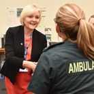 Dorothy Hosein, interim chief executive of East of England Ambulance Service Trust (EEAST). Picture: