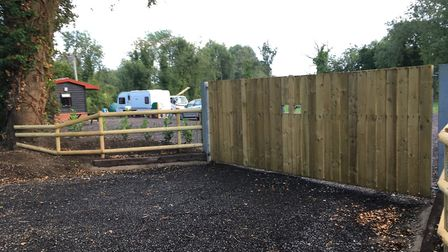 Plans to build a traveller site at Mill Lane in Wreningham has been given the go-ahead despite mass