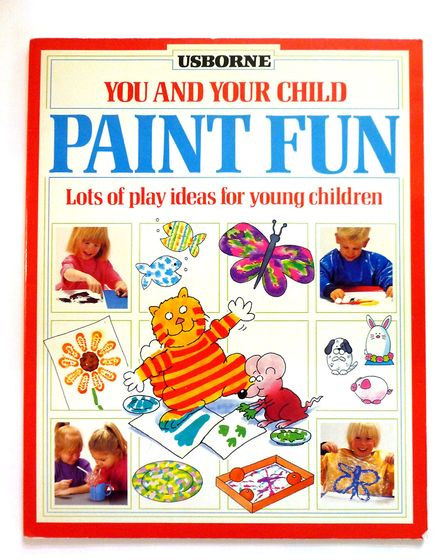 Paint Fun, by Ray Gibson, was borrowed from a Norfolk library in 1997 and has yet to be returned. Pi