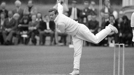 Glamorgan's Malcolm Nash was the unfortunate bowler on the receiving end of Garry Sobers' six sixes