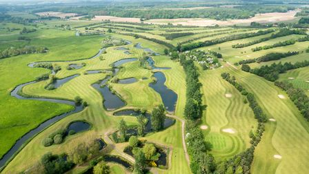 Wensum Valley Hotel, Golf & Country Club features two 18-hole courses set on the banks of the River