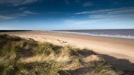 If you can bear to drag yourself away from the golf course, the Norfolk coast is just one of the man