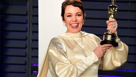 Olivia Colman with her Oscar for Best Actress. Will you be a winner like her this week? Photo: Ian W