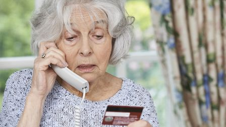 HMRC is warning landline users of scam calls. Picture: Getty Images/iStockphoto.
