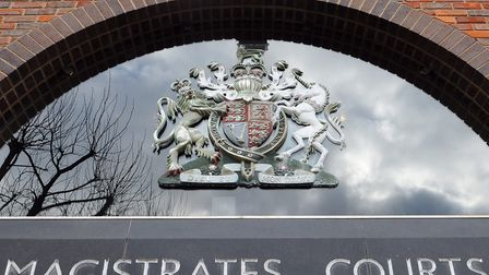 Stephen Garrod has been banned from bars and clubs for a year after a hearing at Norwich Magistrates