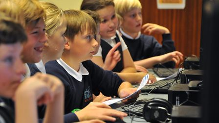 The government is running a pilot scheme to improve internet connectivity in rural primary schools -