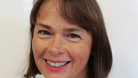 Sarah Mules, headteacher at East Ruston and Stalham Infant Schools and Martham Academy. Picture: Rig