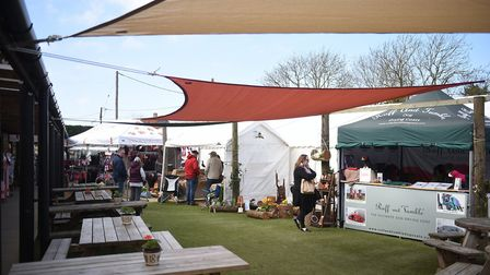Burnham Deepdale Spring Market will take place in March. Picture: ANTONY KELLY