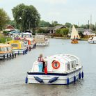 Boat owners have said there are not enough moorings along the Norfolk Broads. Picture: James Bass