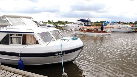 The River Thurne at Potter Heigham is part of the Norfolk Broads. Picture: James Bass