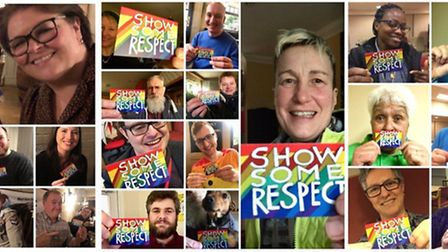 Launched in partnership with Norwich Pride and in memeory of Proud Canaries member John Griffiths th