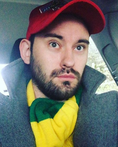 Canaries fan Jon Rogers called on City supporters to raise money the right way on Friday by donating