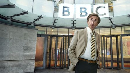 This Time with Alan Partridge. Pic: Andy Seymour/BBC/PA Wire
