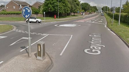 A man's body has been found on Gayton Road in King's Lynn. Photo: Google