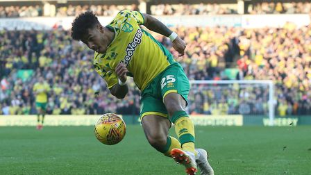 Norwich City winger Onel Hernández will be meeting fans at his all-time favourite store Argos. Pict