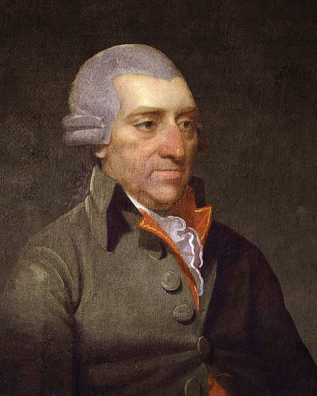 Prison reformer John Howard, who visitied the Wymondham Bridewell in 1779, sparking changes to priso