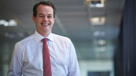 """Maurice Tulloch, the new chief executive of Aviva says the company has a """"huge opportunity"""". Picture"""