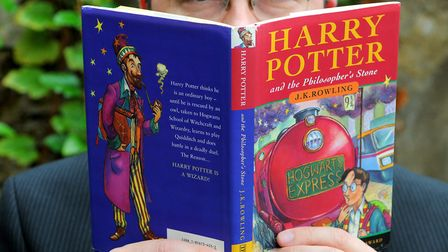 Harry Potter and the Philosopher's Stone was among the most frequent books to go missing from Norfol