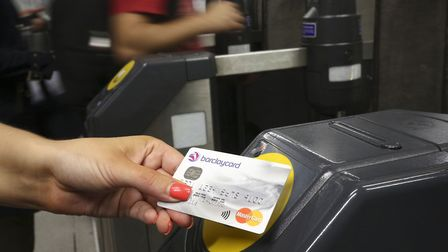 Access to Cash has revealed Norfolk coulg be contactless by 2026. Photo credit should read: Philip T