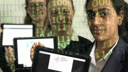 Women In Tech. Picture: Archant