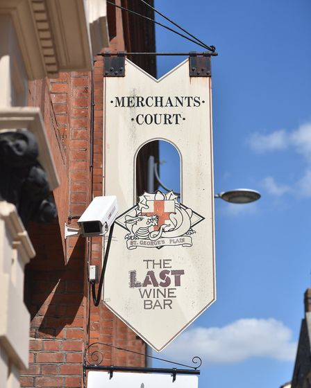 The Last wine bar and restaurant.Picture: ANTONY KELLY